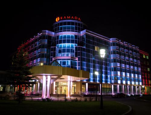 """Hotel """"Ramada"""", Ekaterinburg"""