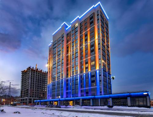 "Residential complex ""Izumrudnyi bor"", Ekaterinburg"